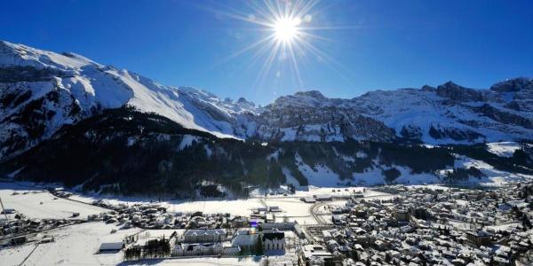 Engelberg im Winter