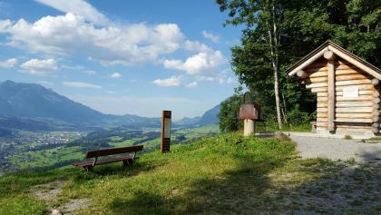 Grillstelle Mittelpunkt Obwalden (Glotersegg)