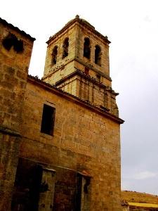 Hontanas Dorfkirche