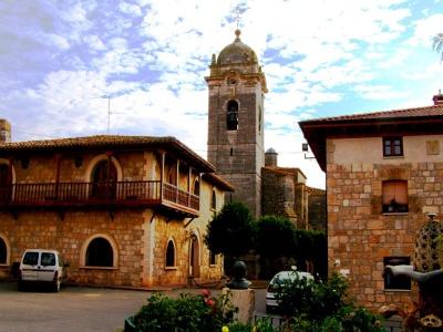 Kirche von Rabé de las Calzadas