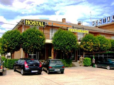 Stützpunkt in Castildelgado