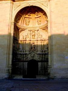 Kathedrale La Redonda in Logroño