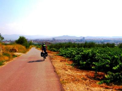 Logroño: Zentrum des Weingebietes Rioja