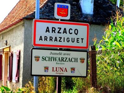 ungewohnte Ortsnamen