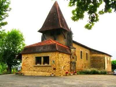 Kirche von Lelin-Lapoujolle