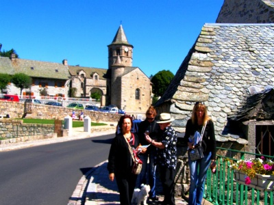Nasbinals:  Notre-Dame-de-la-Carce