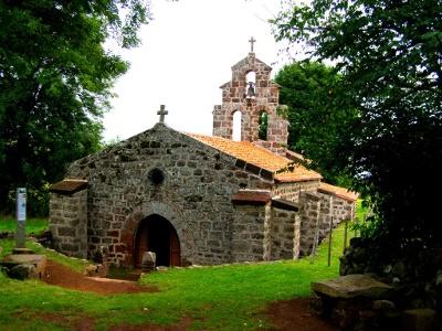 Chapelle Saint Roch hinter Montbonnet