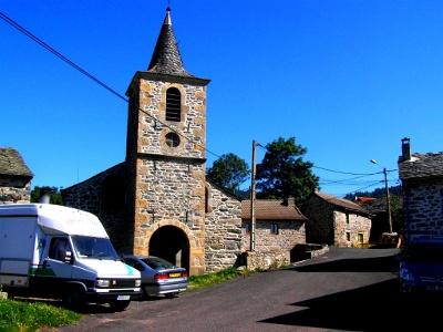Kirche in Monedeyres