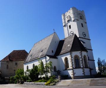 Wehrkirche Arbing