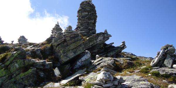 Die Steinmanndli beim Rossstall