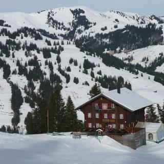 Mountain restaurant Chübelialp