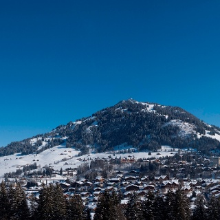 Gstaad panorama