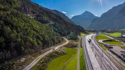 Erstfeld - copyright Gotthard-Connects