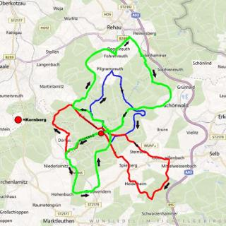 Kornberg Trail Netz