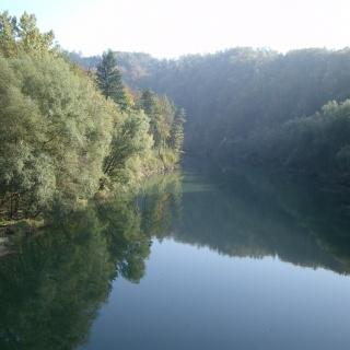 Lake Pérolles