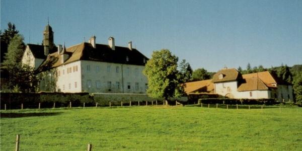 Kloster La Part-Dieu