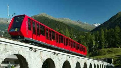 Parsenn funicular railway