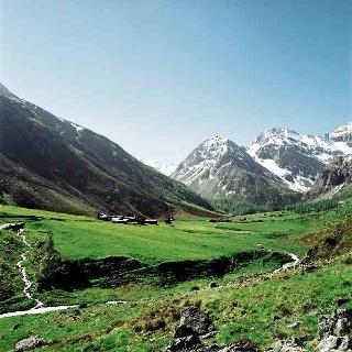 Sertig Valley