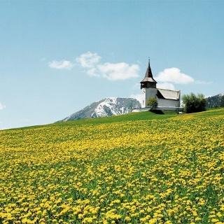 Kirche von Frauenkirch