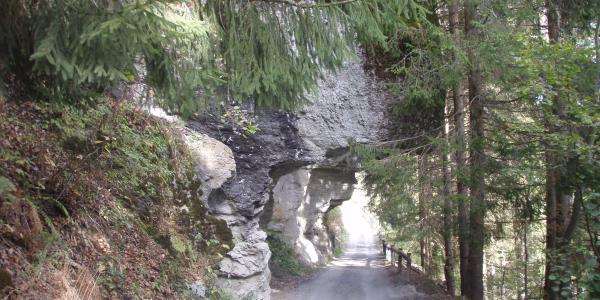 Auf der alten Oberländer Strasse