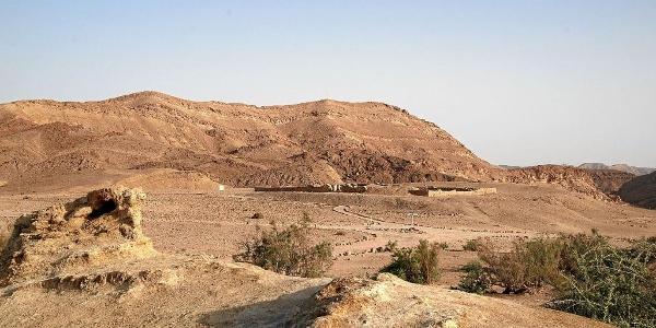 Saharonim Festung