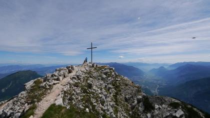 Gipfelkreuz Becco di Filadonna
