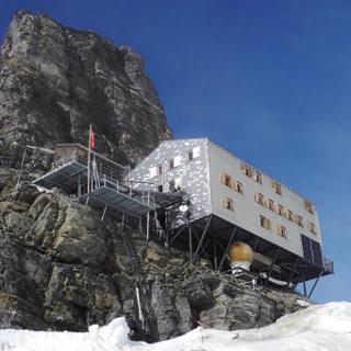 Mönchjochshütte