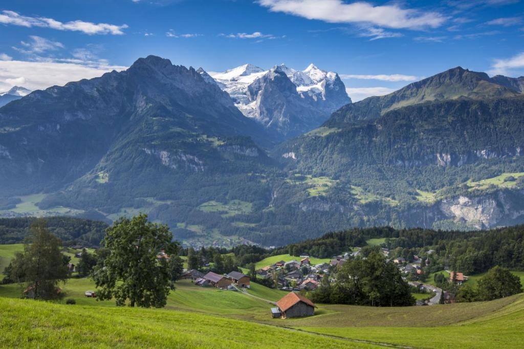 Hasliberg, ©Jungfrau Region