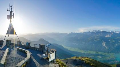 Viewpoint on the Brienzer Rothorn