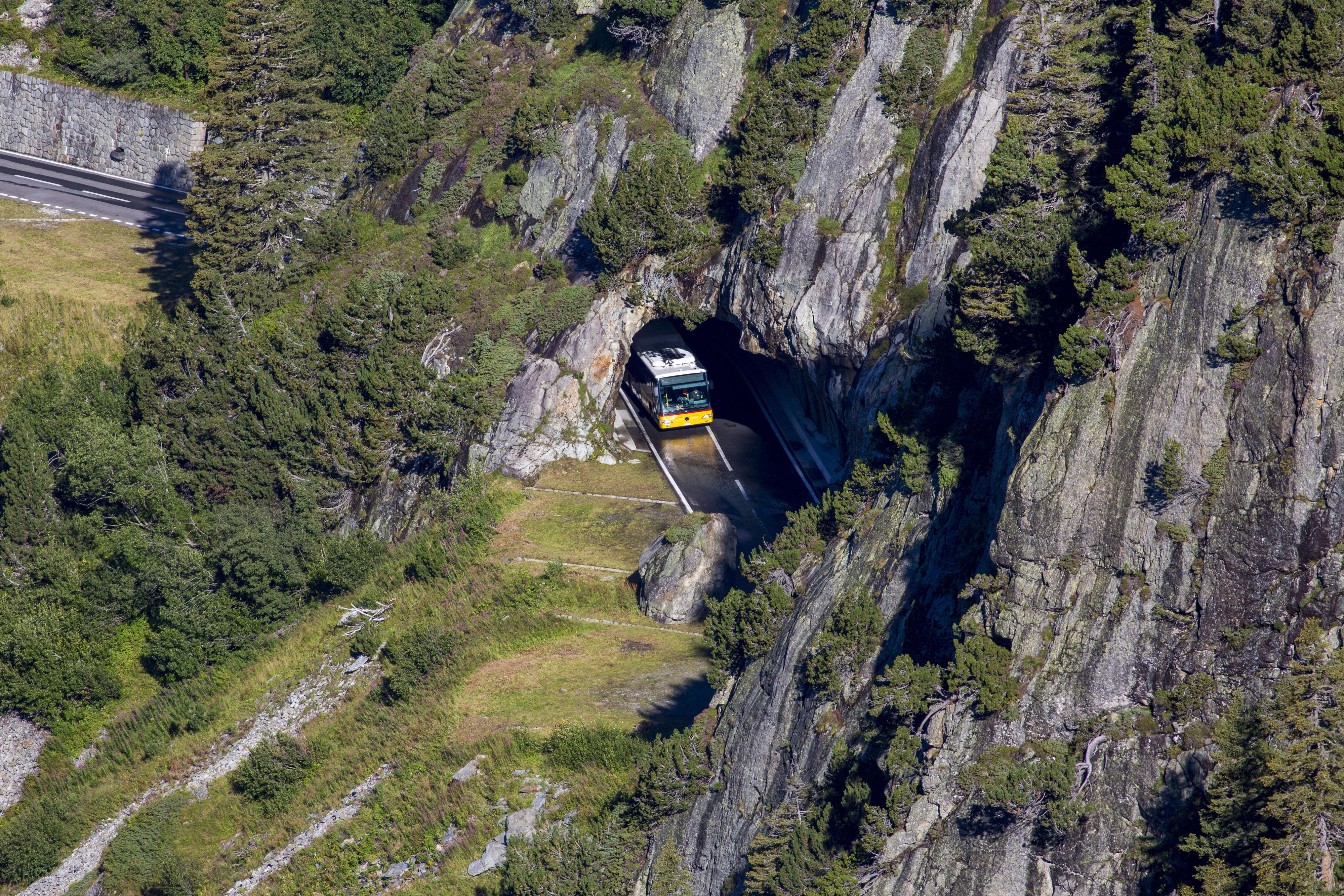 Sustenpass, ©Jungfrau Region