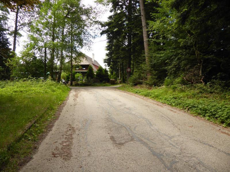 Teufelsmühle 908 m - Nordschwarzwald