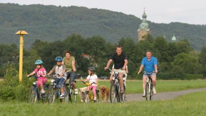 Radweg, Stadt Hersbruck
