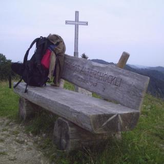 Aussichtspunkt vor Chrüzegg