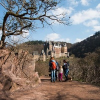 Spektakulär: Burg Eltz