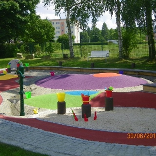 Naturfreibad Falkenstein - Matchspielplatz