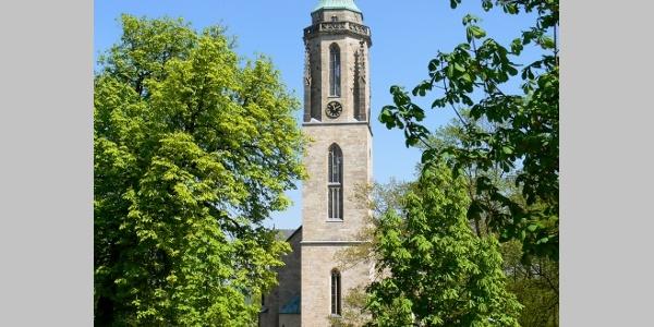 """Kirche """"Zum heiligen Kreuz"""""""