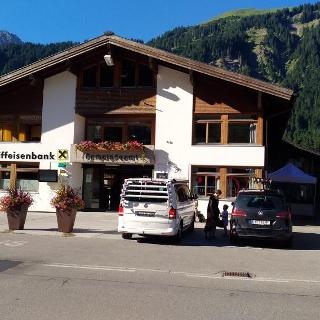 Dorfzentrum Schoppernau