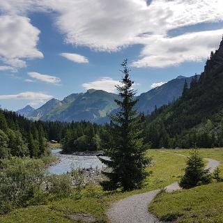 Zwischen Zug und Lech