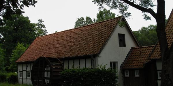 Wassermühle Haus Marck
