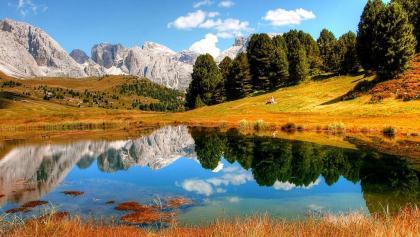 Wandervergnügen in Italien