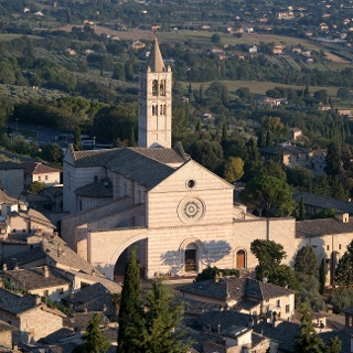 Basilica Santa Chiara Assisi