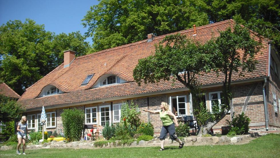 Landhaus im Grünen • Ferienwohnung » outdooractive.com