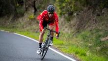 Rennradtour:  Rund ums Dreiländereck mit Michael Schweizer