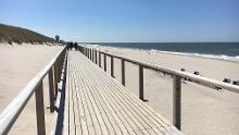 Strandpromenaden-Runde