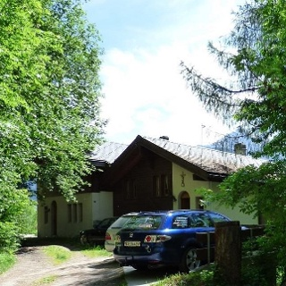 Außenansicht Haus Georg Pantke Lax