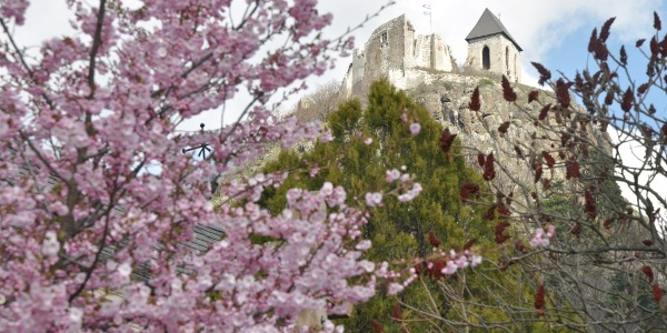 The castle of Füzér