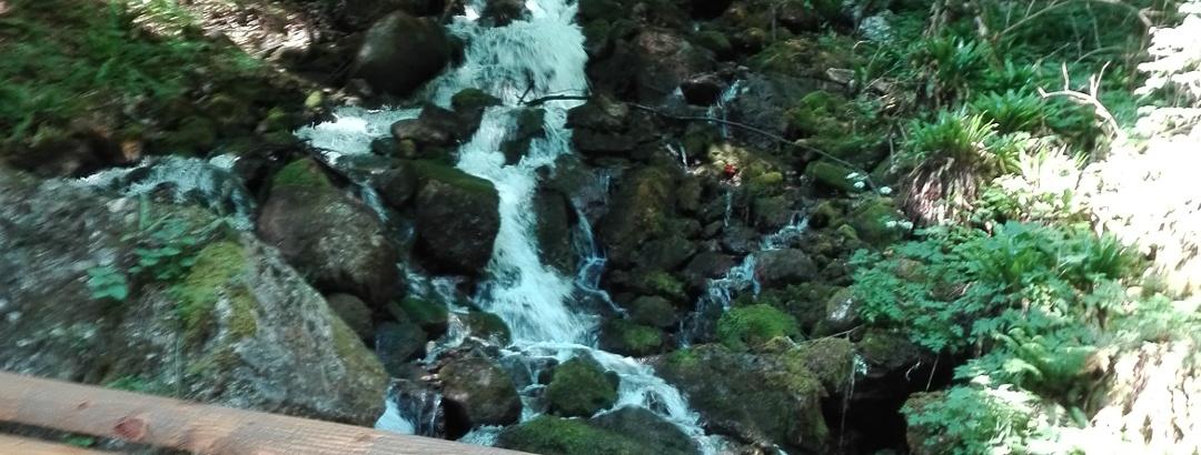 "The waterfall ""Ert"""