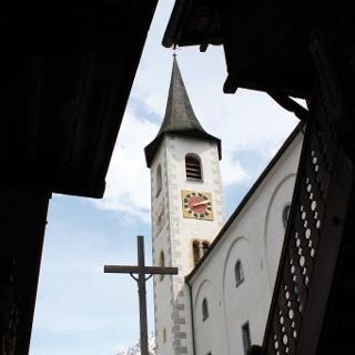 Kirche Kippel