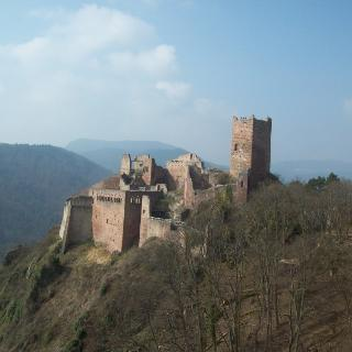 Chateau de St.Ullrich