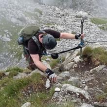 Hoch rauf auf den Berg 😎